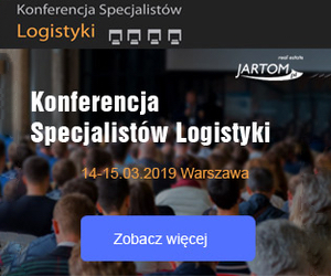 Konferencja Specjalistów Logistyki | barter box | 14.02-15.03
