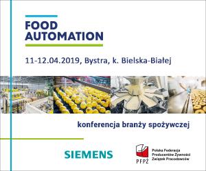 Konferencja Food Automation | barter box | marzec/kwiecień