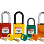 locks Brady padlocks