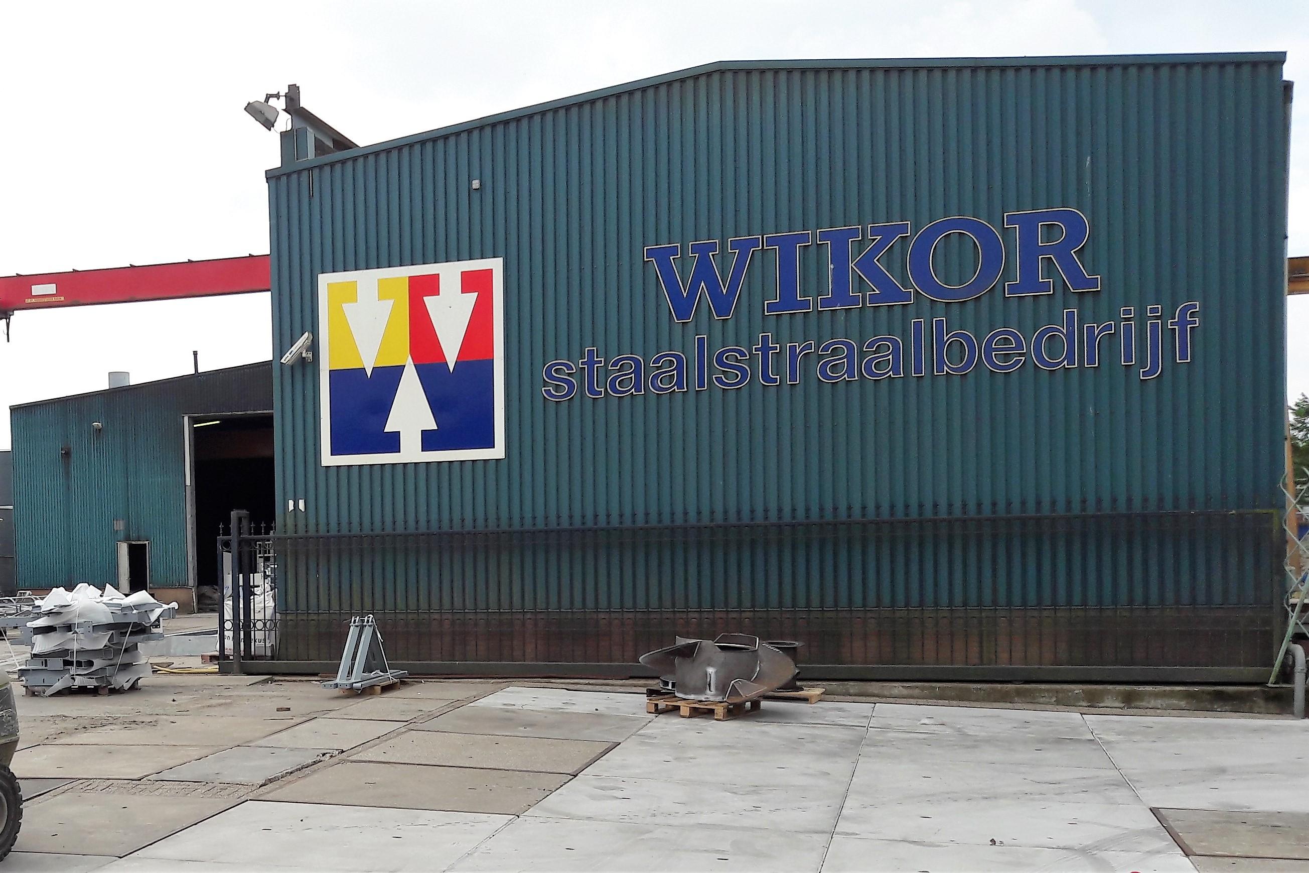 Ingersoll Rand Straalbedrijf Wikor
