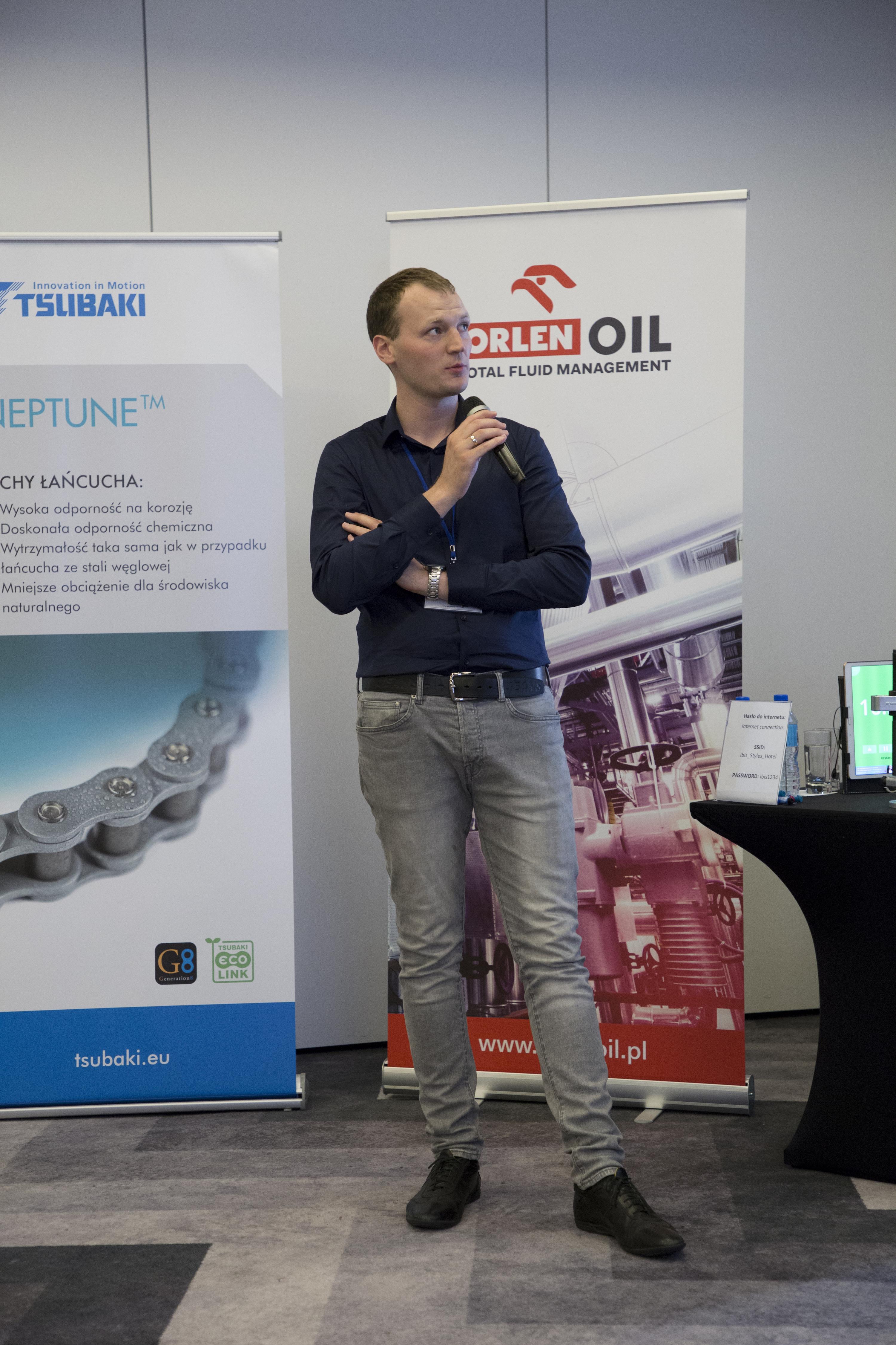 Maciej Berłowski, Doradca Techniczno-handlowy Klientów Kluczowych, Albeco sp. z o.o.
