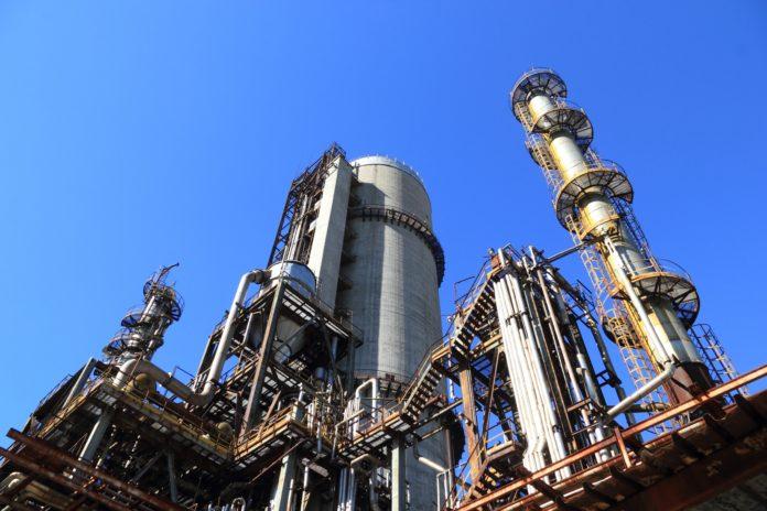 factory industry fabryka