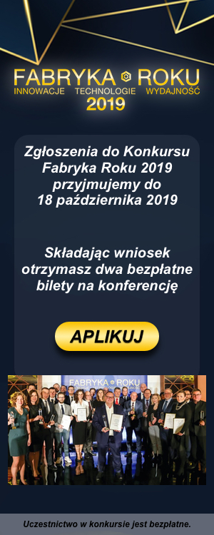 Fabryka Roku 2019 – aplikacja