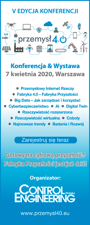 Przemysl 4.0 2020 | Skyscraper