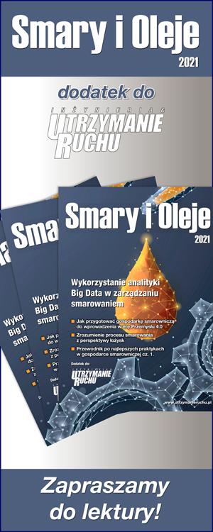 Dodatek Smary i Oleje 2021 | skyscraper