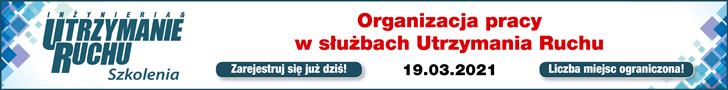 Szkolenie Organizacja pracy w służbach UR | 19.03