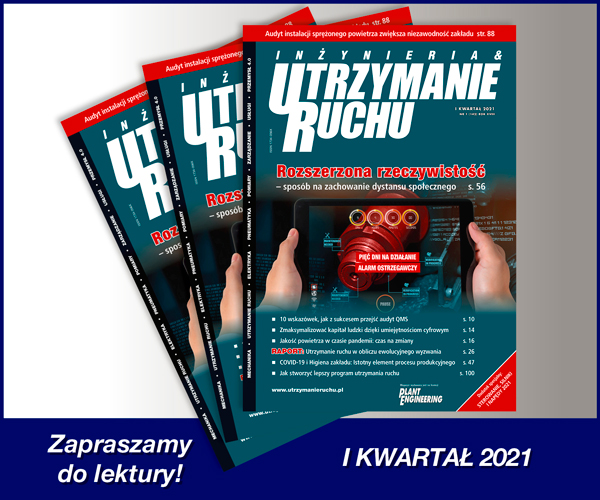 Nowy numer I&UR – I Kw. 2021