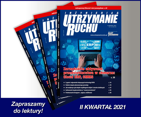 Nowy numer UR 2/2021 maj / czerwiec
